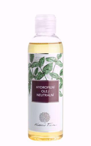 Nobilis Tilia Hydrofilní olej Neutrální 200ml
