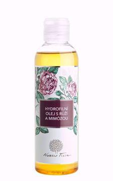 Nobilis Tilia Hydrofilní olej s Růží a mimózou 200ml
