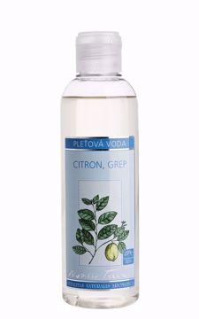 Nobilis Tilia Pleťová voda Citron, Grep 200ml