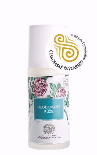 Nobilis Tilia Deodorant Růže 50ml