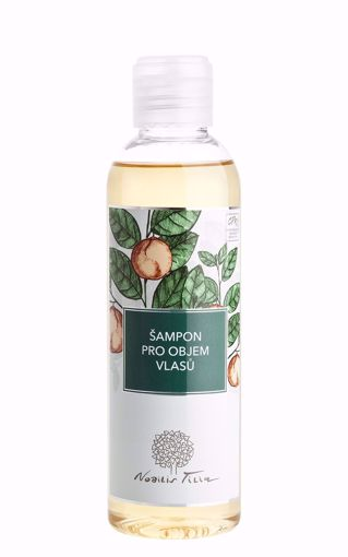 Nobilis Tilia šampon pro objem vlasů 200ml
