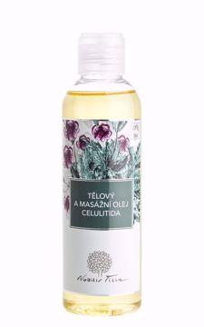 Nobilis Tilia Tělový a masážní olej Celulitida 200ml