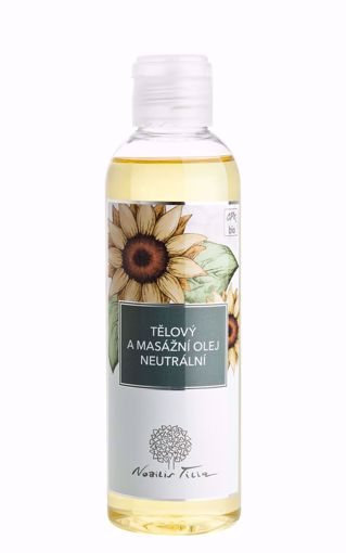 Nobilis Tilia tělový a masážní olej Neutrální 200ml