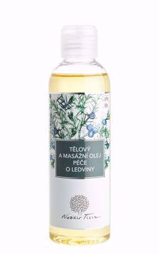 Nobilis Tilia Tělový a masážní olej Péče o ledviny 200ml