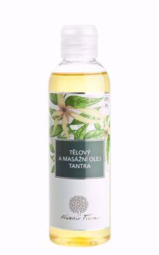 Nobilis Tilia Tělový a masážní olej Tantra 200ml