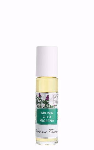 Nobilis Tilia Aroma olej Migréna 10ml