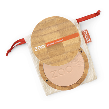 ZAO kompaktní pudr 302 Beige Orange