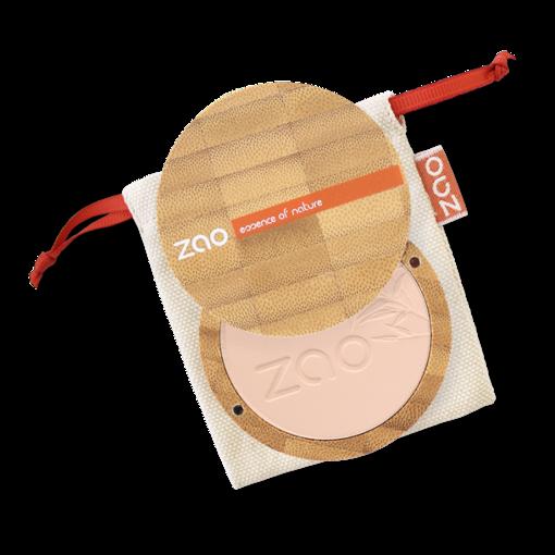 ZAO kompaktní pudr 304 Capuccino