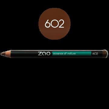 ZAO Tužka na oči/obočí 602 Dark Brown