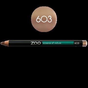 ZAO Tužka na oči/obočí 603 Beige Nude