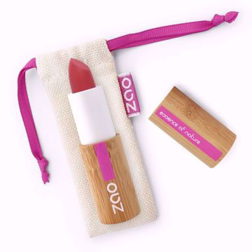 ZAO Matná rtěnka 435 Soft Extra Matt Red Pomegranate