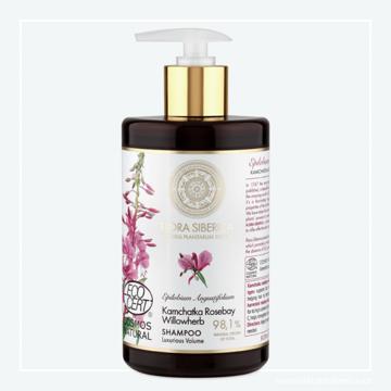 Flora Siberica Šampon pro tenké vlasy zbavené objemu - Luxusní objem 480ml