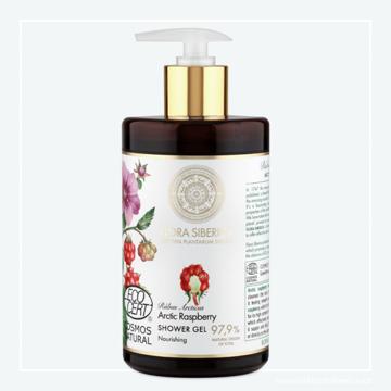 Flora Siberica Výživný sprchový krém-gel 480ml