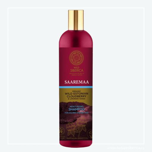 Saaremaa Hydratační šampon 400ml