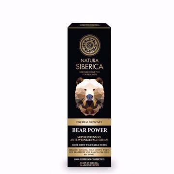 MEN Super intenzivní krém proti vráskám - Medvědí síla 50ml