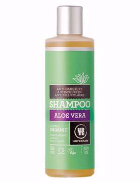 Urtekram šampon Aloe Vera - proti lupům 250ml