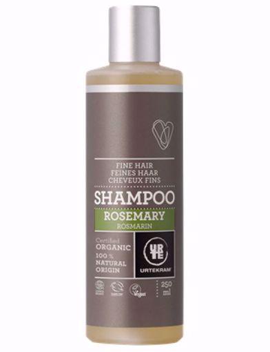Urtekram šampon rozmarýnový - pro jemné vlasy 250ml