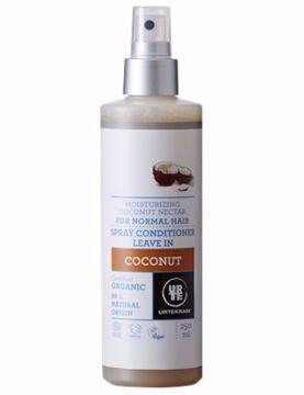 Urtekram kondicionér - sprej kokosový 250ml