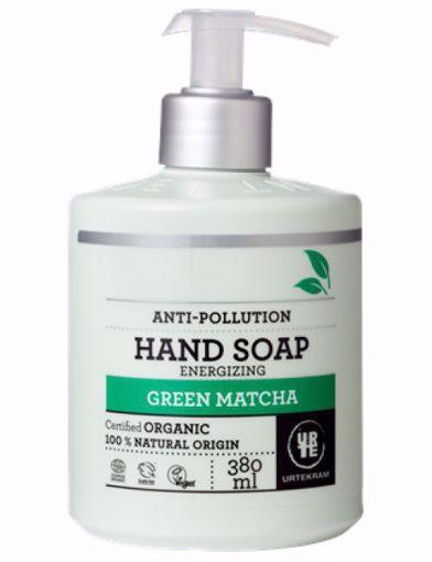 Urtekram Tekuté mýdlo na ruce Matcha 380ml