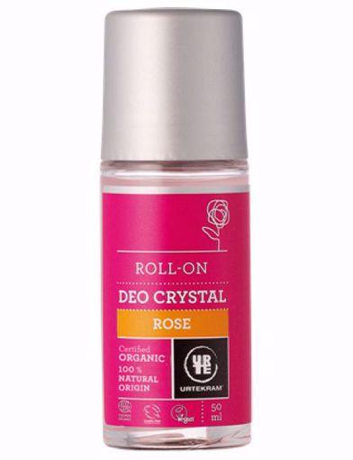 Urtekram Deodorant roll-on růže 50ml