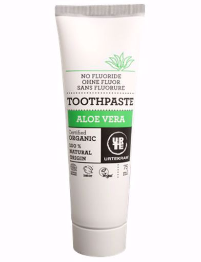 Urtekram zubní pasta aloe vera 75ml