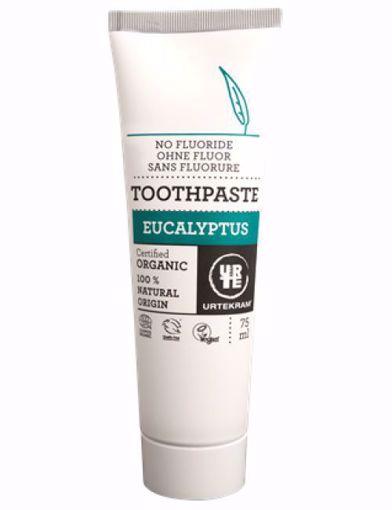 Urtekram zubní pasta eukalyptus 75ml