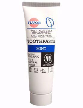 Urtekram zubní pasta máta s fluorem 75ml