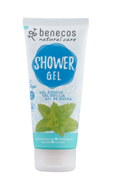Benecos Sprchový gel meduňka 30ml