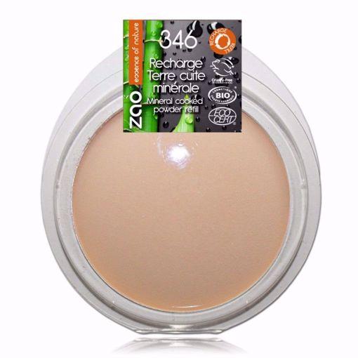 ZAO Minerální bronzer 346 Bright Complexion - náplň