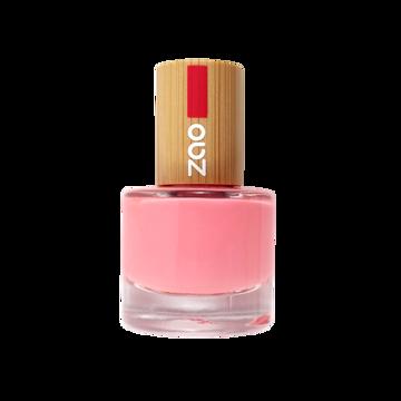 ZAO Lak na nehty Hot Pink 654