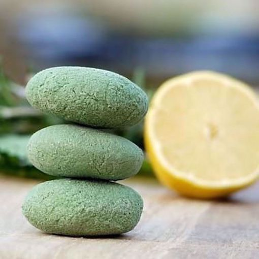 Ponio tuhý šampon kopřivový - Citron a Rozmarýn 30g