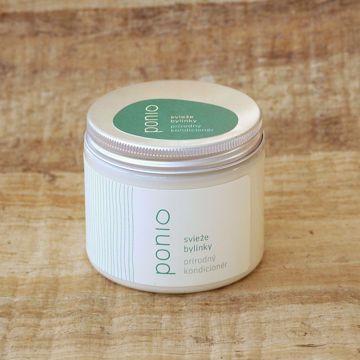 Ponio přírodní kondicionér - Svěží bylinky 200ml