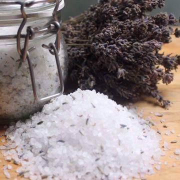Mýdlárna Nežárka Koupelová sůl Levandulová 250g