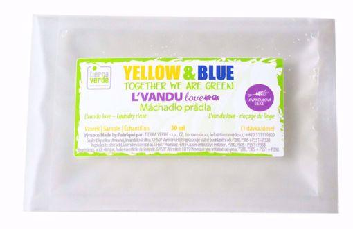 Yellow & Blue Máchadlo prádla - vzorek 30ml