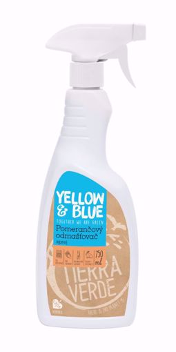 Yellow & Blue Pomerančový odmašťovač - sprej 750ml