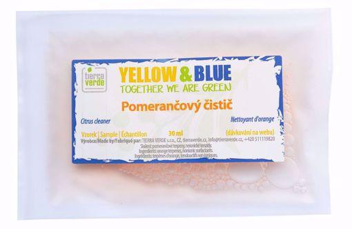 Yellow & Blue Pomerančový odmašťovač kocentrát - vzorek 30ml