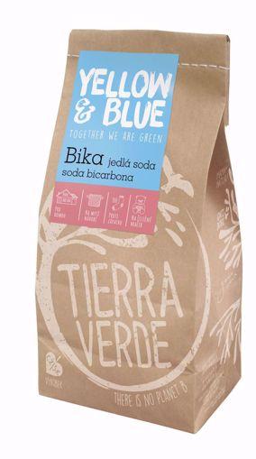 Yellow & Blue Bika Jedlá soda, soda bicarbona, hydrogenuhličitan sodný 250g