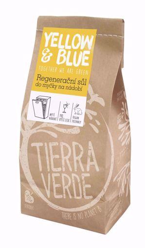Yellow & Blue Regenerační sůl do myčky na nádobí 2kg