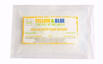 Yellow & Blue Gel na nádobí - vzorek 30ml