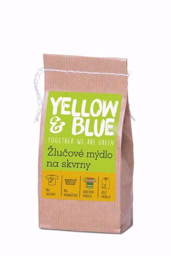 Yellow & Blue Žlučové mýdlo - vzorek
