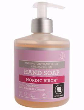 Urtekram Tekuté mýdlo na ruce Severská bříza antibakteriální 380ml