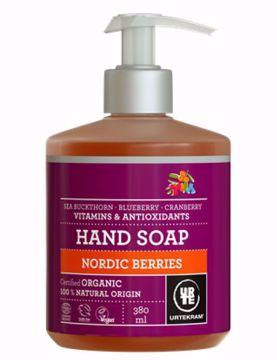 Urtekram Tekuté mýdlo na ruce Nordic Berries 380ml