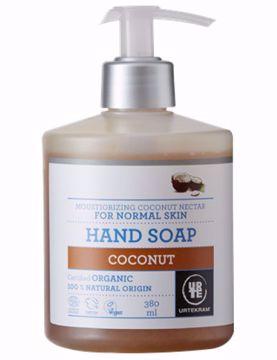 Urtekram Tekuté mýdlo na ruce Kokosové 380ml