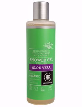Urtekram Sprchový gel Aloe vera 250ml