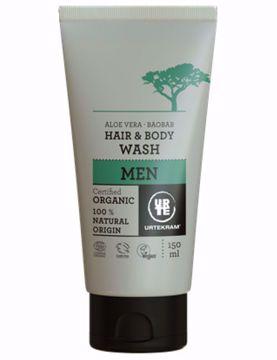 Urtekram Sprchový gel/šampón MEN 150ml