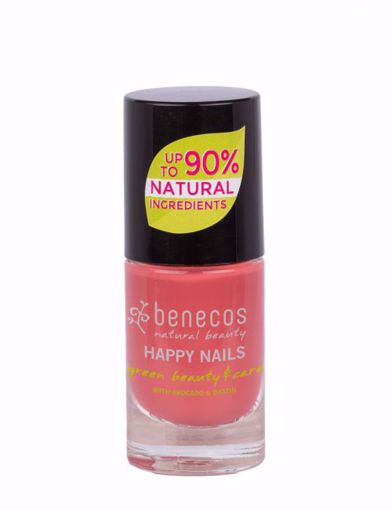 Benecos Lak na nehty - Flamingo 8 free