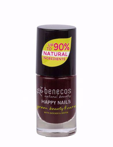 Benecos Lak na nehty - vamp 8 free