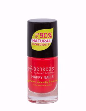 Benecos Lak na nehty - hot summer 8 free, 5ml