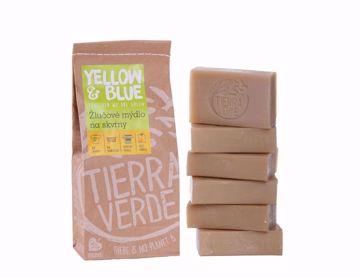 Yellow & Blue Žlučové mýdlo na praní, odstraňovač skvrn 840g