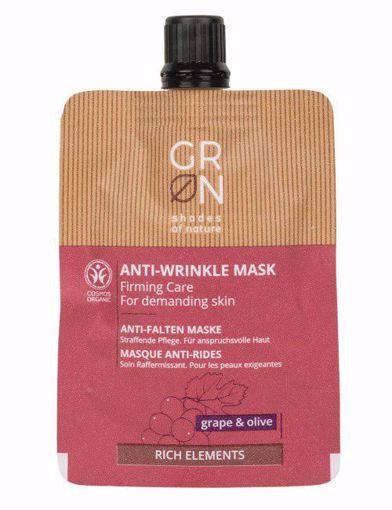 GRN Organics Krémová maska proti vráskám Rich 40ml BIO